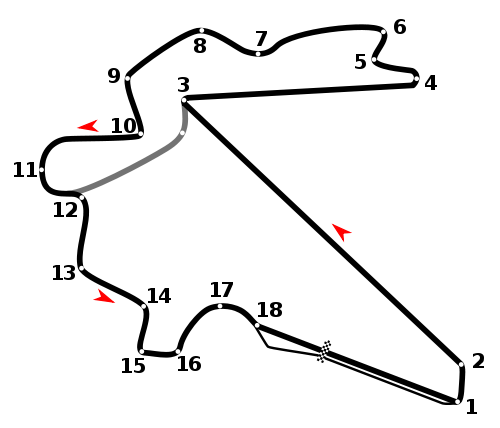 International Circuit Diagram
