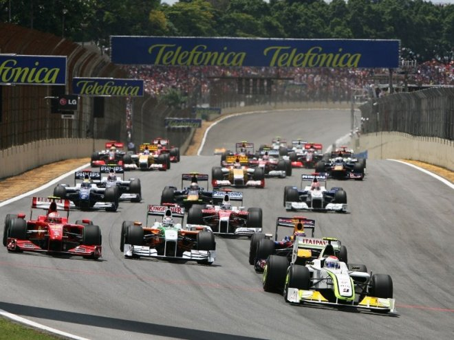 Interlagos circuit