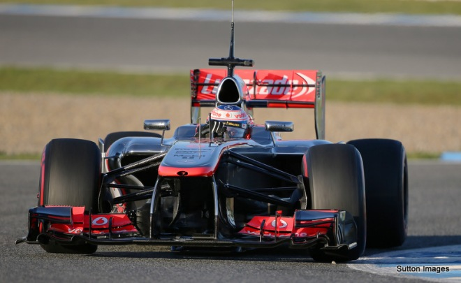 Formula One Testing, Day 1, Jerez, Spain, Tuesday 5 February 2013.