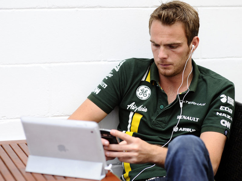 Giedo van der Garde earned a  million dollar salary, leaving the net worth at 1.4 million in 2017