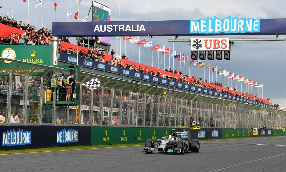 Formula 1: Australia – Rosberg wins, Red Bull DQ'd, rookie on podium in debut