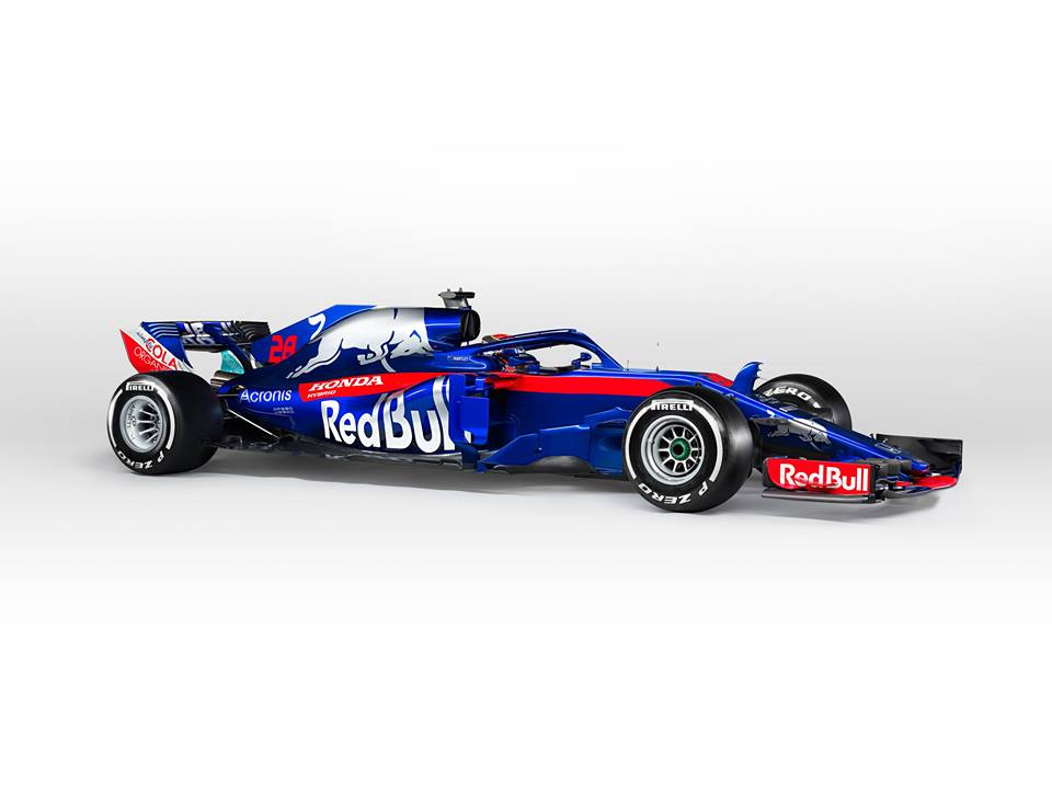 Introducing the new Toro Rosso STR13